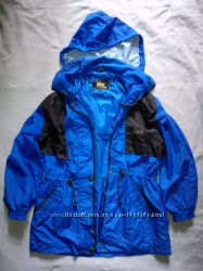 Куртка лёгкая Бренд UTEX из США женская ветровка синяя  чёрная Унисекс S