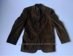 Пиджак микровeльветовый