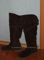 Сапоги по колено