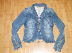 Джинсовая куртка fracomina