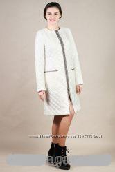 Демисезонная женская стеганная куртка