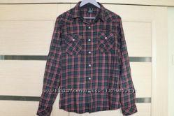 Рубашка Тсм Tchibo на парня р. 134-140