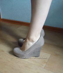 Фирменные туфли на платформе NEW LOOK 38