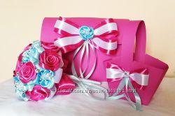 Свадебный сундук для конвертов, коробка для денег