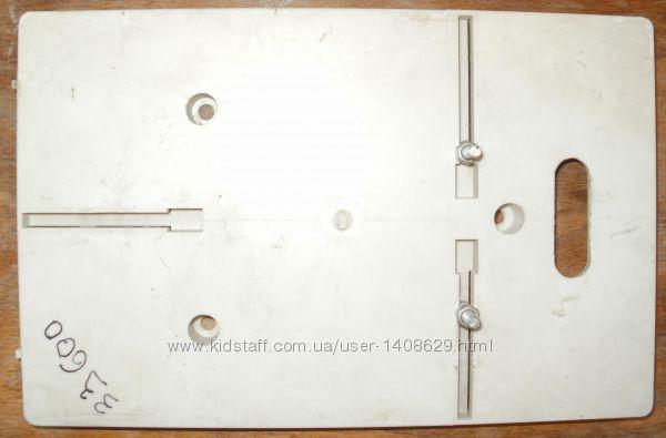 Панель монтажная пластиковая для установки счетчика электросчетчика