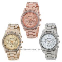Новые женские наручные часы Женева Geneva