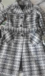Пальто 48 р. тёплое