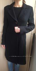 Пальто классическое из 100 шерсти Англия