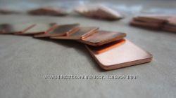 медная пластина как термоинтерфейс или медь-термопрокладка