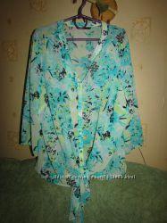 Блузка женская большой размер 24