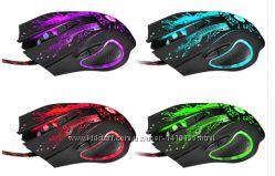 Игровая мышка меняющая цвет Хамелеон