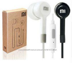Наушники с микрофоном и пультом управления Xiaomi