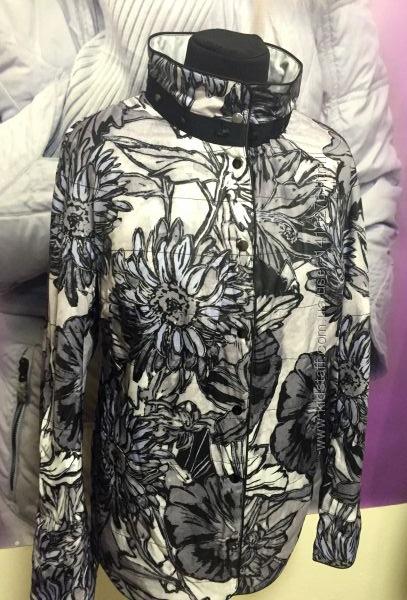 куртка на синтепоне двухсторонняя