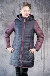 Пальто демисезонное женское  двухсторонее