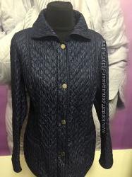 куртка пиджак женская на лёгком синтепоне