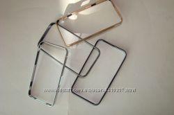 Алюминиевый бампер чехол на Alppe, Айфон, iPhone 4 4S, 5, 5S, 6, 6S