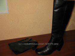 Сапоги Ecco 40, 41 размер