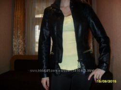 Кожзам куртка или обмен