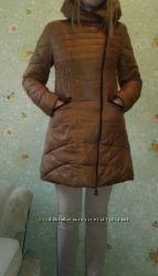 Фирменная  куртка пальто