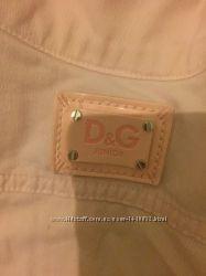 Деми котоновая курточка Dolce&Gabbana junior