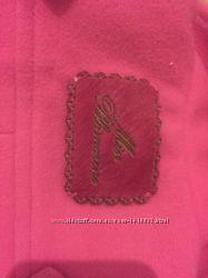 Кашемировое пальто Blumarine на 4-5 лет