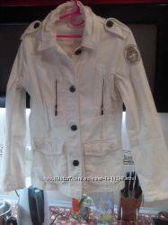 коттоновый пиджак, курточка