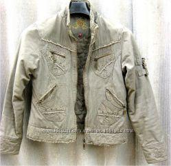 Модная куртка-ветровка Fashion Series