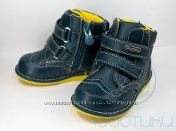 Демисезонные ботинки Шалунишка серия ортопед