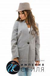Пальто-пиджак оптом от Империя Стиля