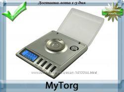 Высокоточные калибруемые весы на 20г, шаг 0. 001г