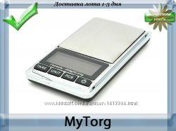 Высокоточные ювелирные весы 200гр 0. 01грс чехлом