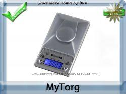 Ювелирные весы diamond 50 гр, шаг 0. 001 гр