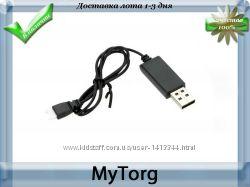 Кабель usb для зарядки квадрокоптера syma syma x5c