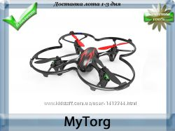 Квадрокоптер hubsan x4 h107c с камерой