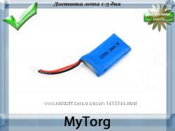 Li-po аккумулятор 380-1s 25с для h107c