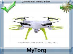 Syma x5hw rc квадрокоптер с wifi - fpv