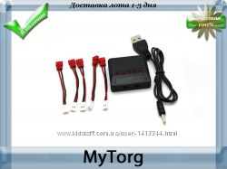 Зарядное устройство для аккумуляторов syma x5hw x5hc 5 в 1