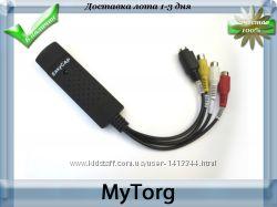 Easycap usb. dc-60 карта видеозахвата 64bit