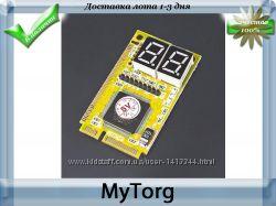 Post карта для ноутбуков pci pcie lpc, пост карта