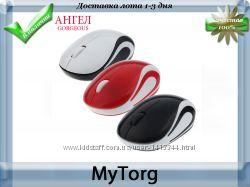 Мышь gorgeous wireless mini mouse, мышка ангел беспроводная