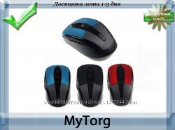 Мышь mini wireless оптическая 2, 4 ггц