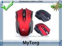 Беспроводная оптическая игровая мышь fan tech mini 2. 4ghz