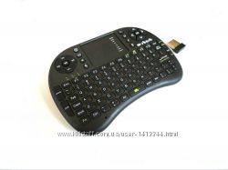 Беспроводная клавиатура rii mini i8 2. 4g