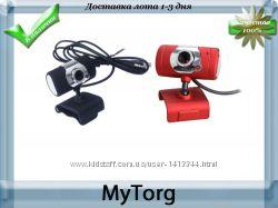 Стильная веб-камера с микрофоном p4pm