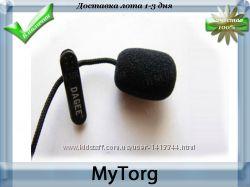 Мини бизнес стерео микрофон микрофон для портативн