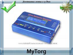 Универсальное зарядное устройство imax b6 для аккумуляторов ni-ca mh li-po