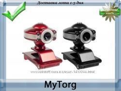 Веб-камера ufo usb 4led с подсветкой