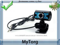 Веб-камера hd black and blue c поддержкой usb 3. 0