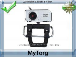 Портативная веб-камера mega hd webcam silver