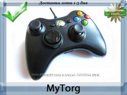 Геймпад для игровой платформы xbox 360 microsoft